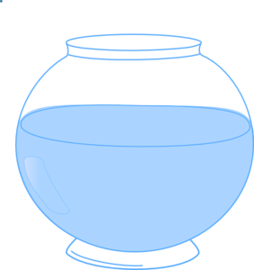picture library Fish Bowl Clipart