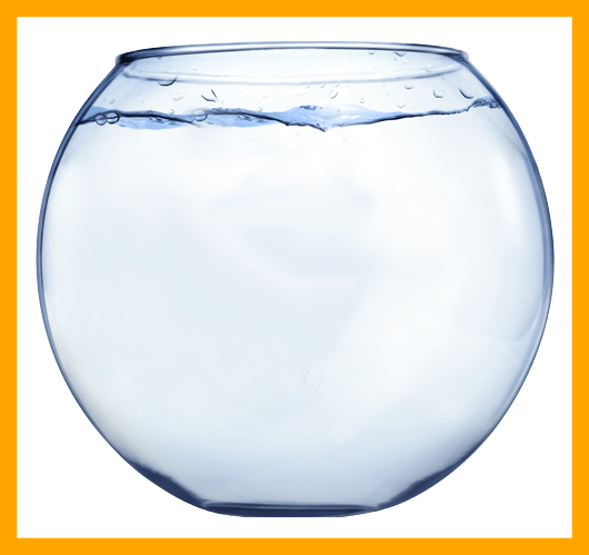 svg transparent Fishbowl clipart fishing. Fascinating fish bowl outline