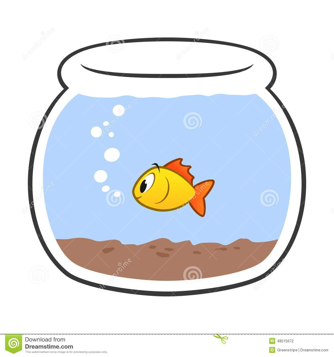 clip free library  clipartlook. Fishbowl clipart fishing