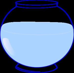 png Fish bowl clip art. Fishbowl clipart.