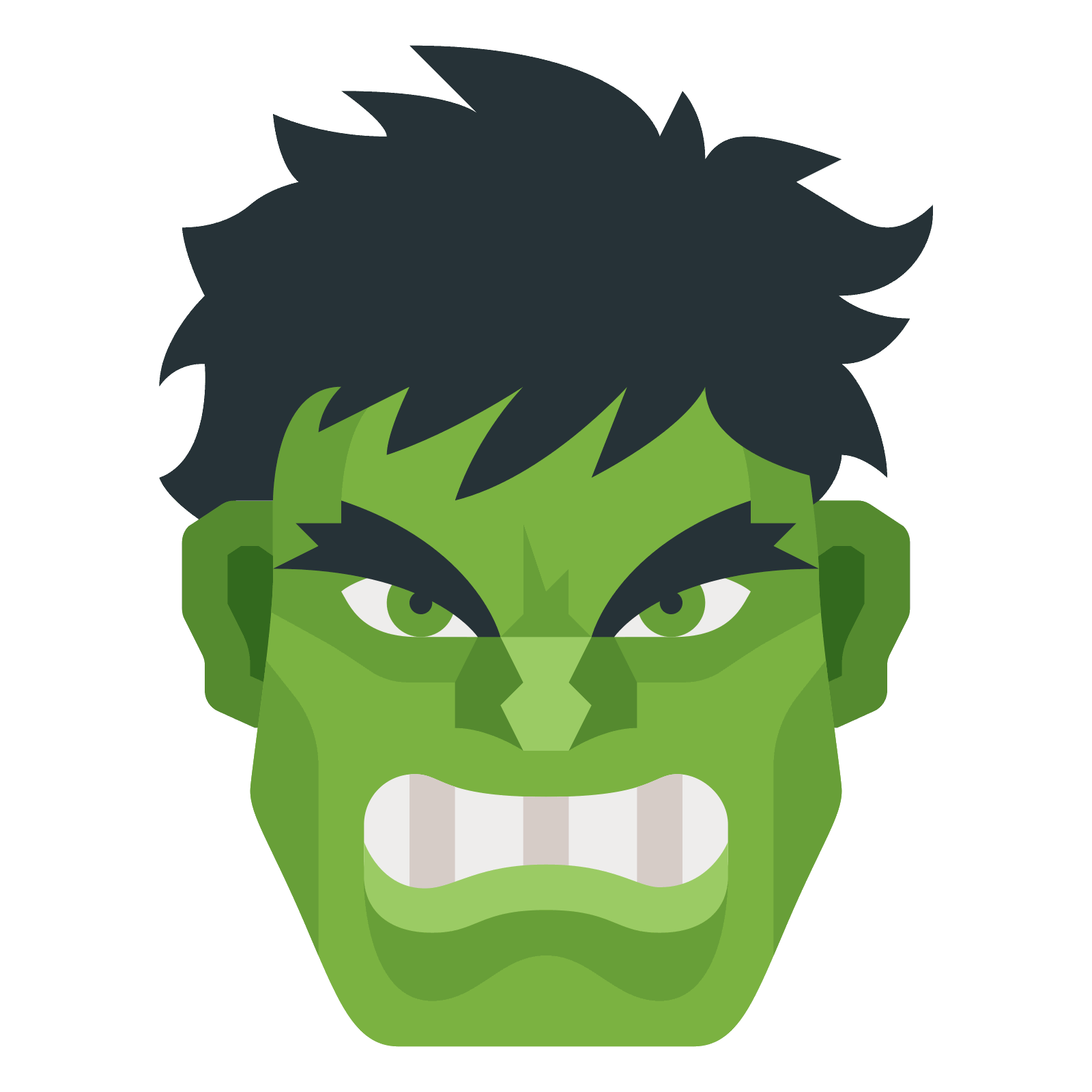 clip art library library Collection of free Hulk svg