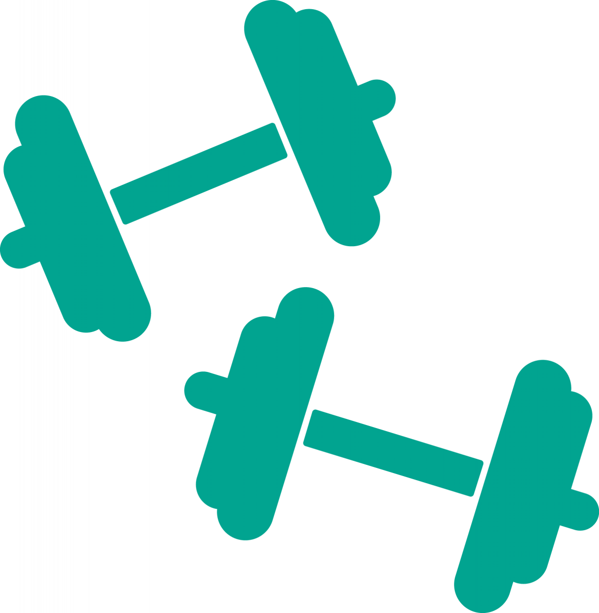 graphic free stock Dumbbells Clipart group fitness