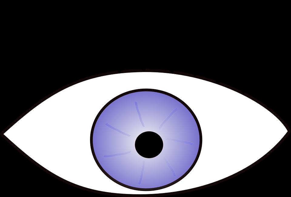 vector royalty free Eye sense free on. Senses clipart coloring page