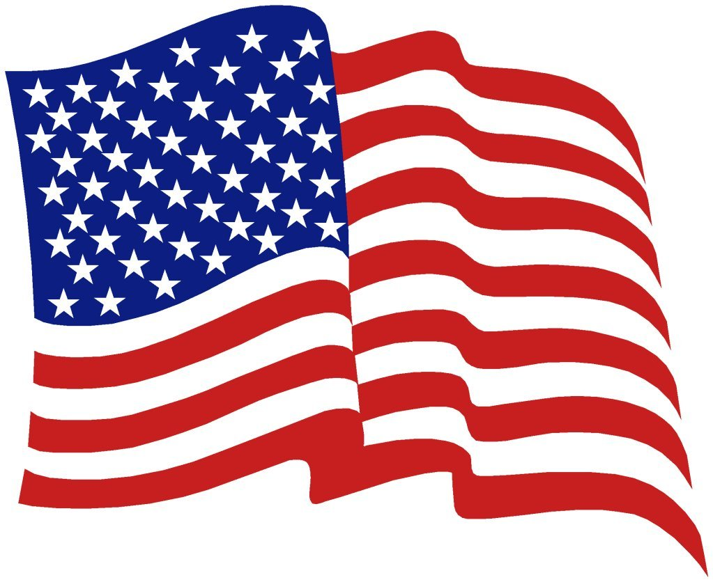 picture freeuse stock American clip art free. Flag clipart