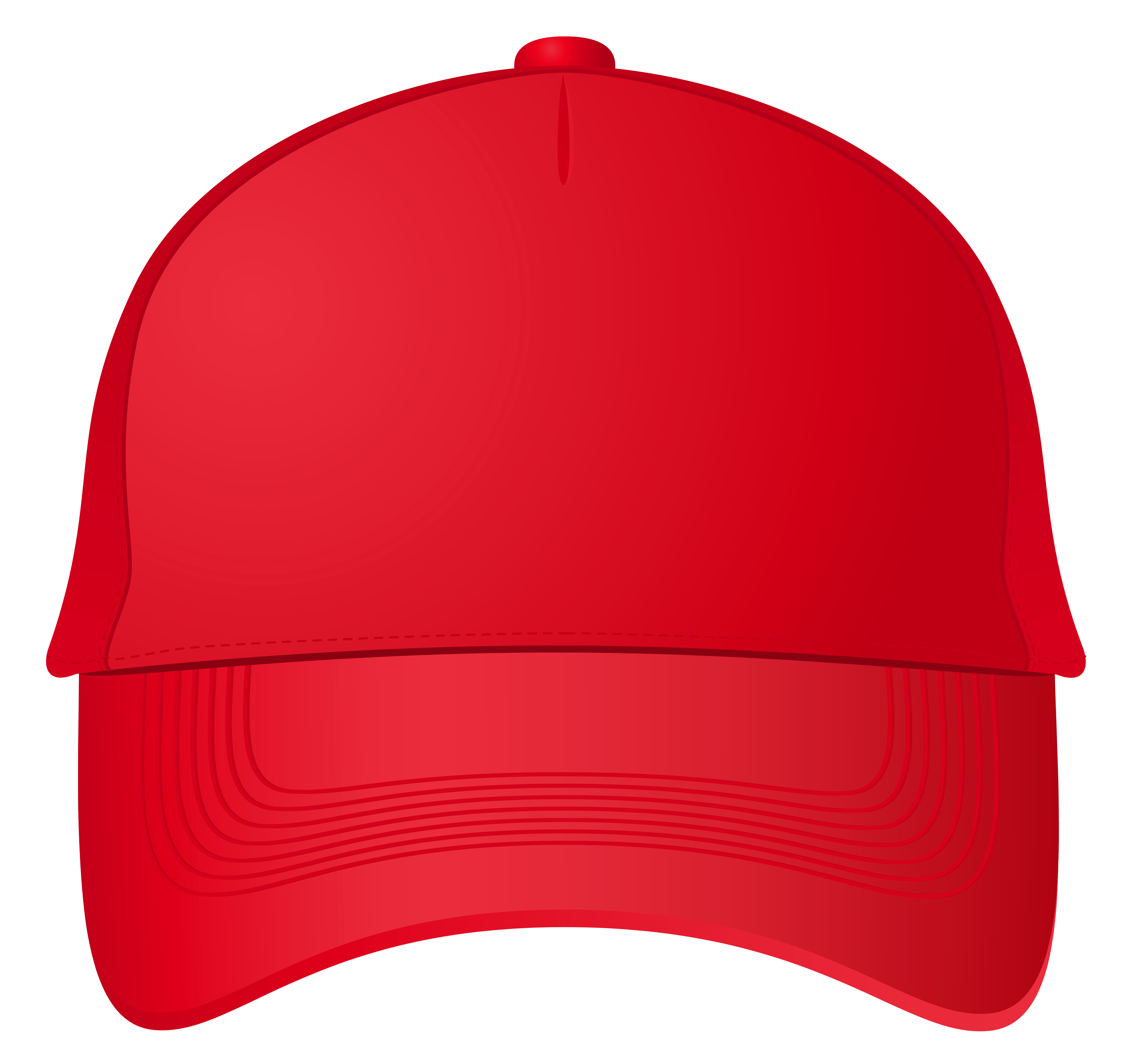 clip art royalty free library Red Baseball Cap PNG Clipart
