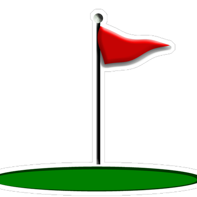 banner black and white Golf clipart stick. Flagstick free on dumielauxepices