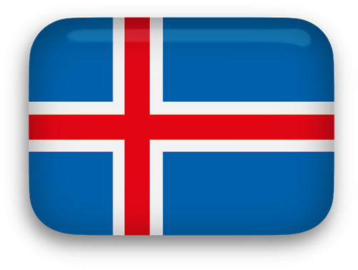 svg black and white stock Flags clipart. Free animated iceland icelandic
