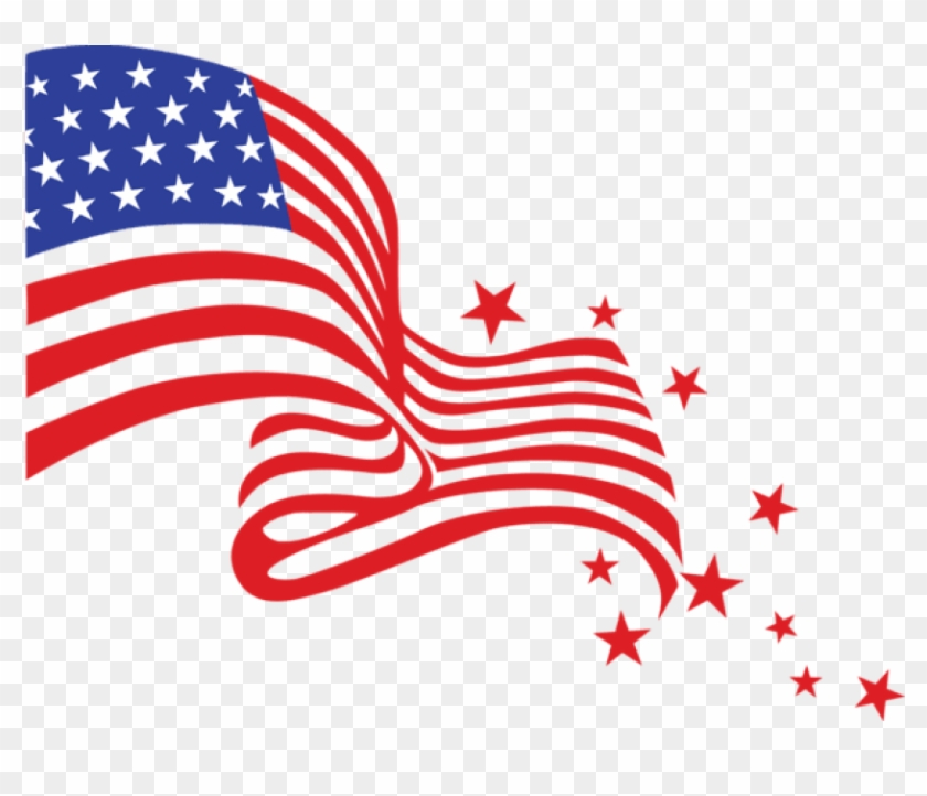 png free download Flags clipart transparent background. Free png usa flagpicture.