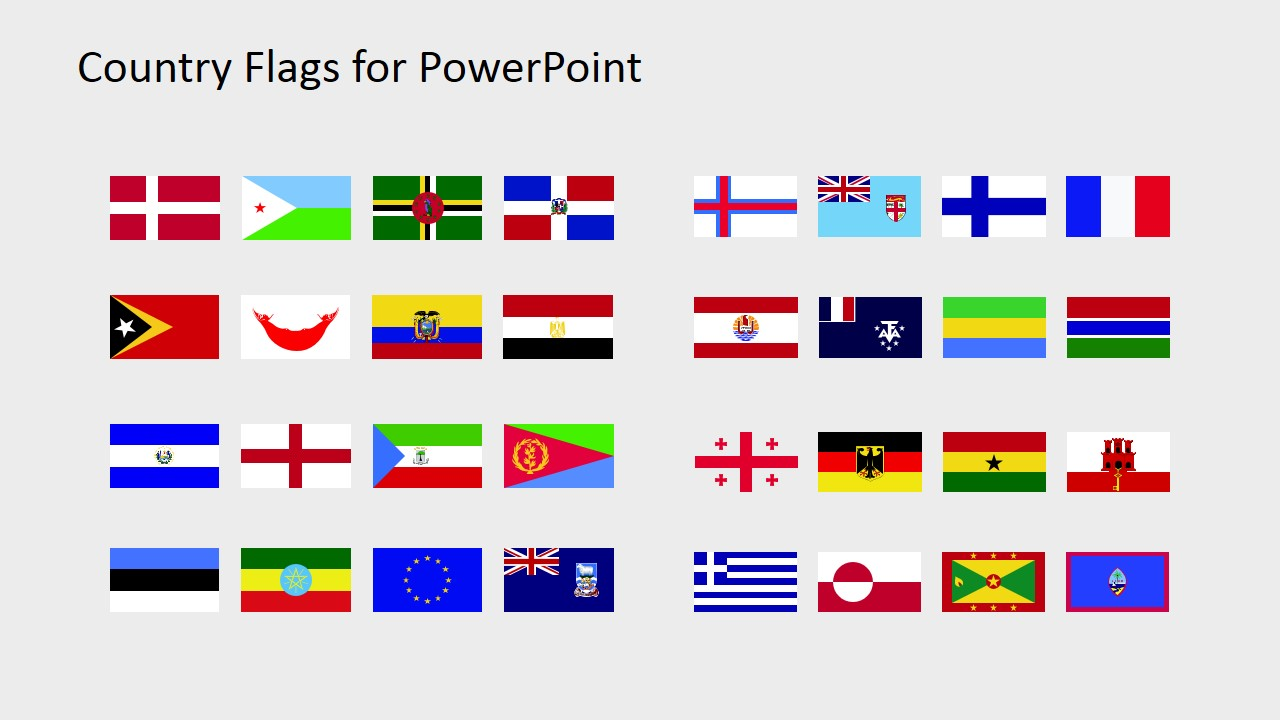 download Country for powerpoint d. Flags clipart.