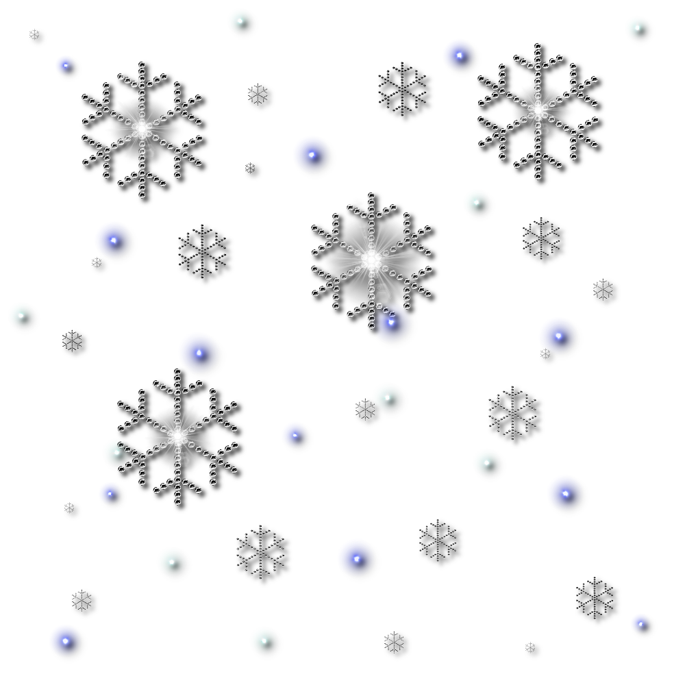 vector black and white download Png Snowflakes Falling Best Clipart