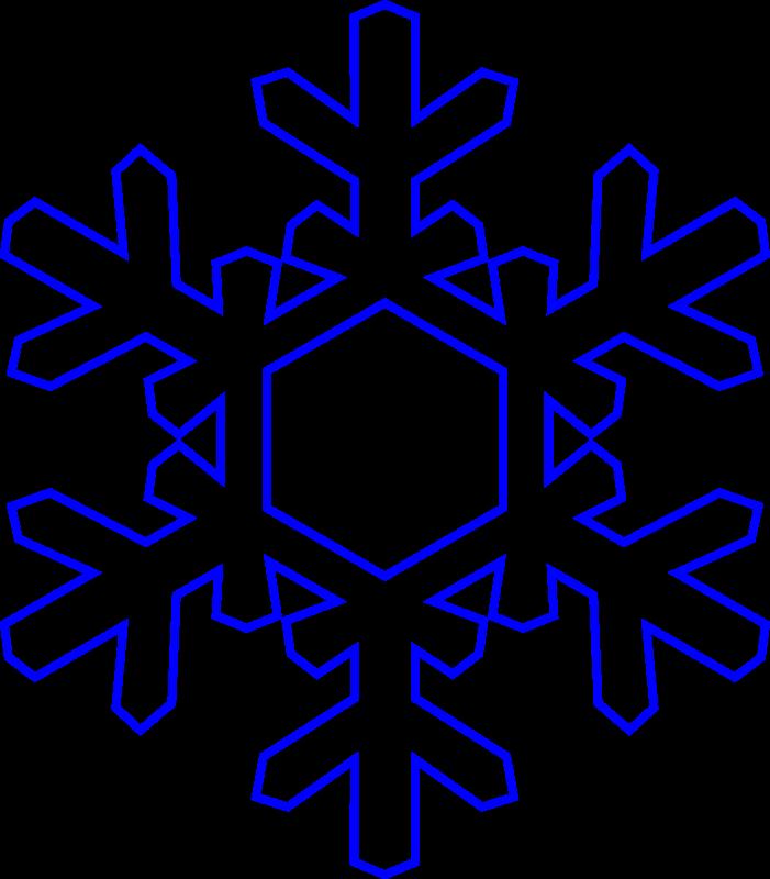 jpg free free snowflake clipart