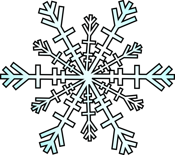 jpg free download Snow Flakes Clip Art