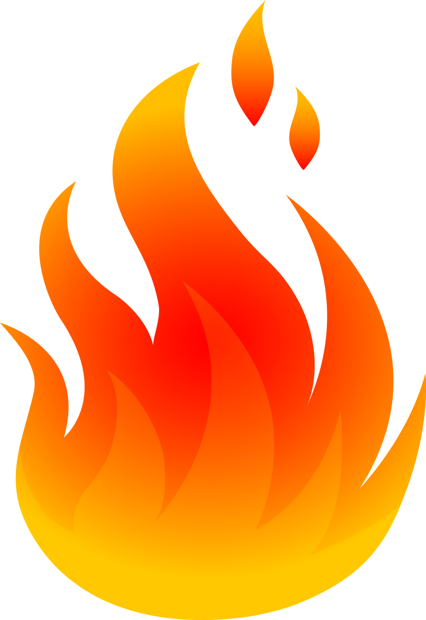 banner library stock Flames clipart. Real flame free on.