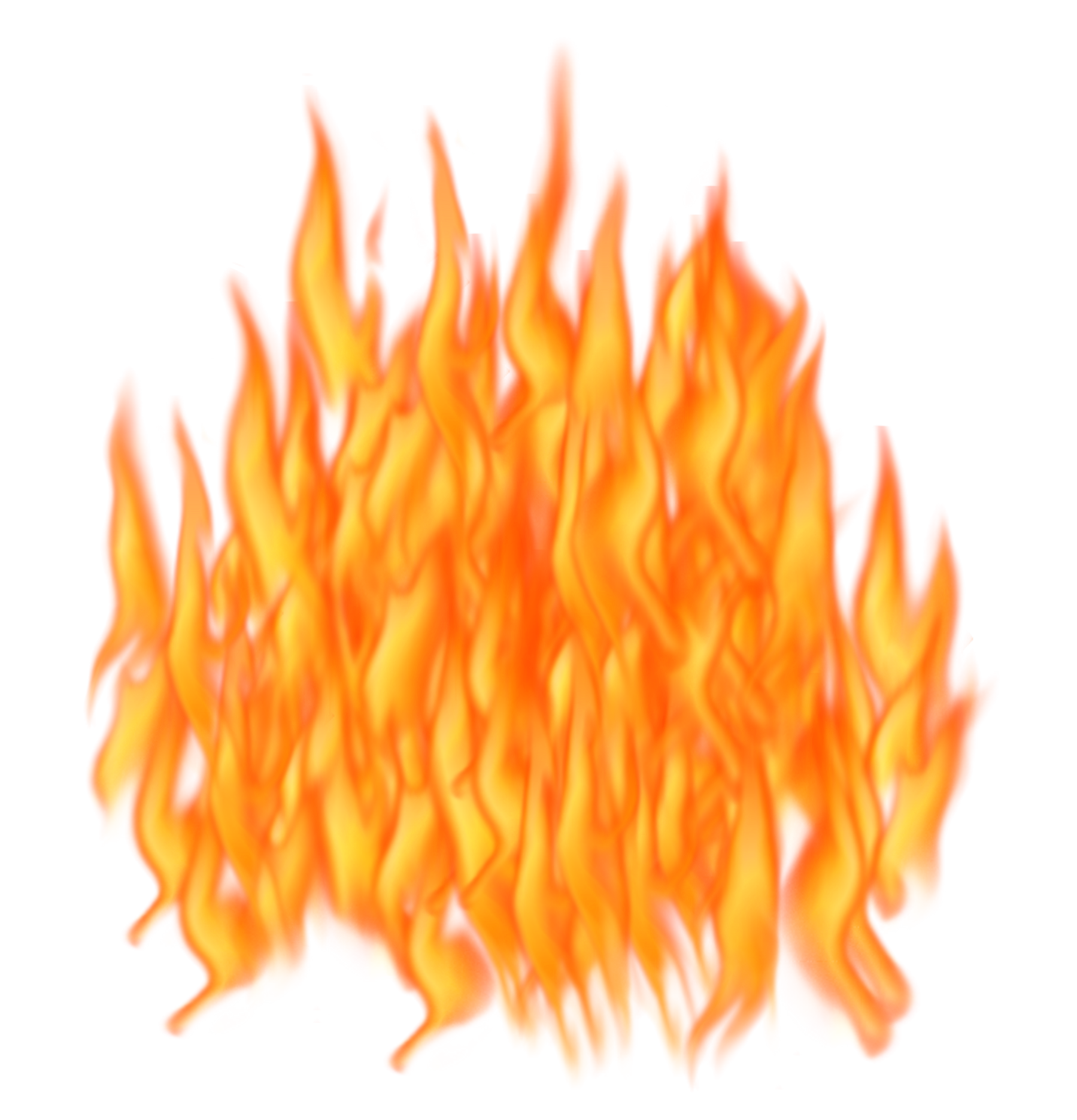 clip library Flames clipart. Png image gallery yopriceville.