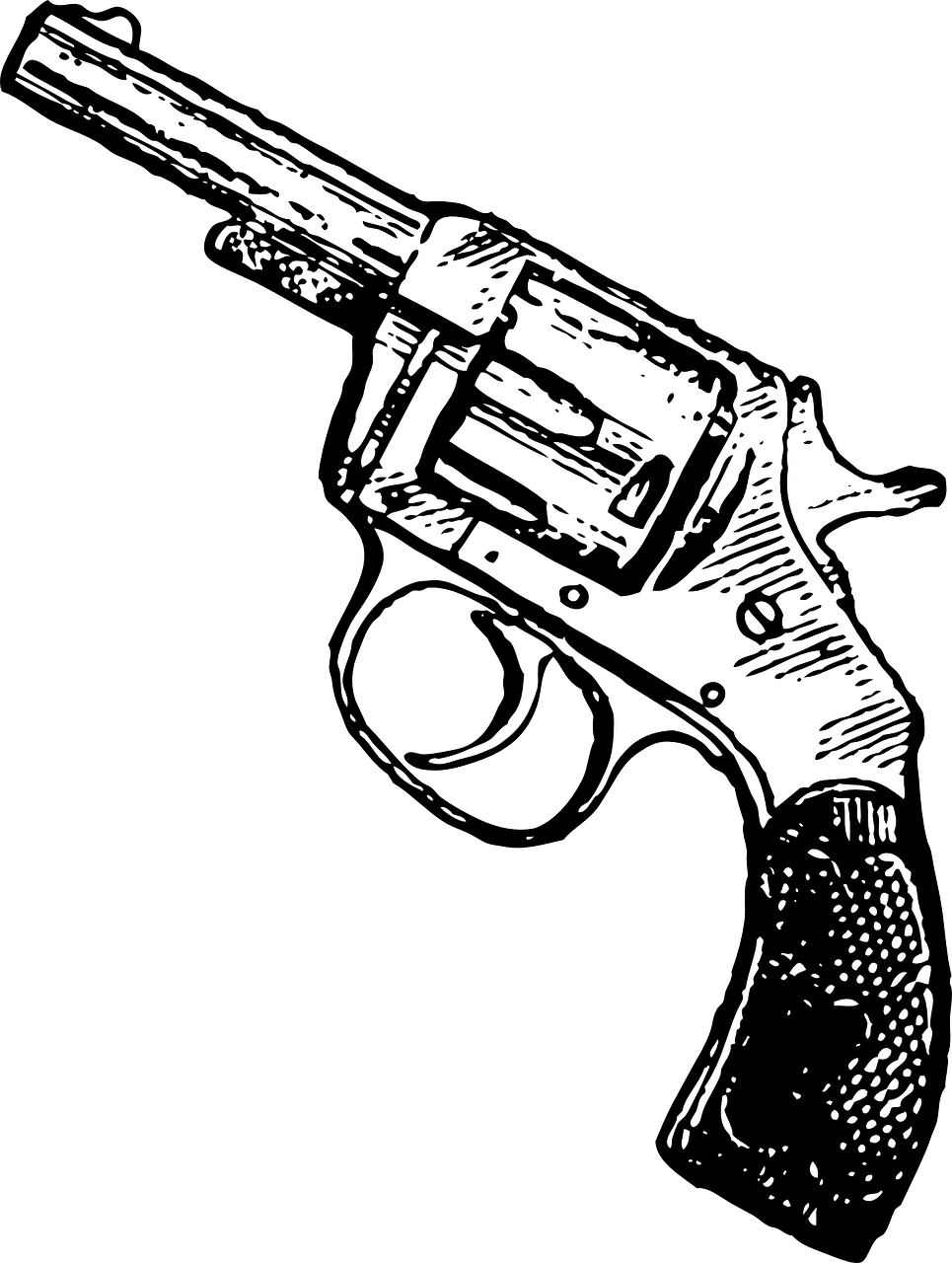 picture library Western guns clipart. Free image on pixabay