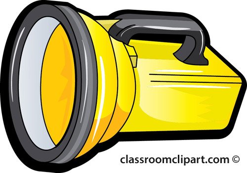 banner freeuse stock Flashlight clipart free. Images image gclipart com