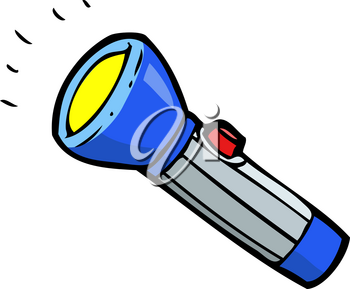 graphic royalty free Flashlight clipart free. Images and royalty illustrations