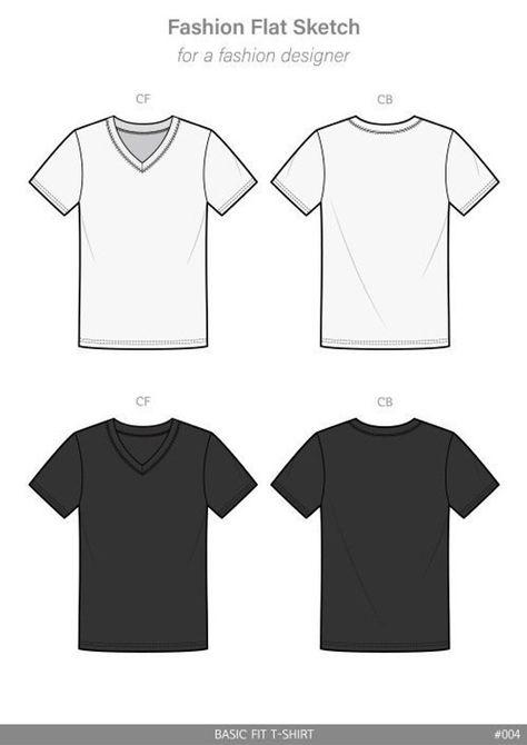 image royalty free download Snapback fashion flat template. Drawing shirts sketch