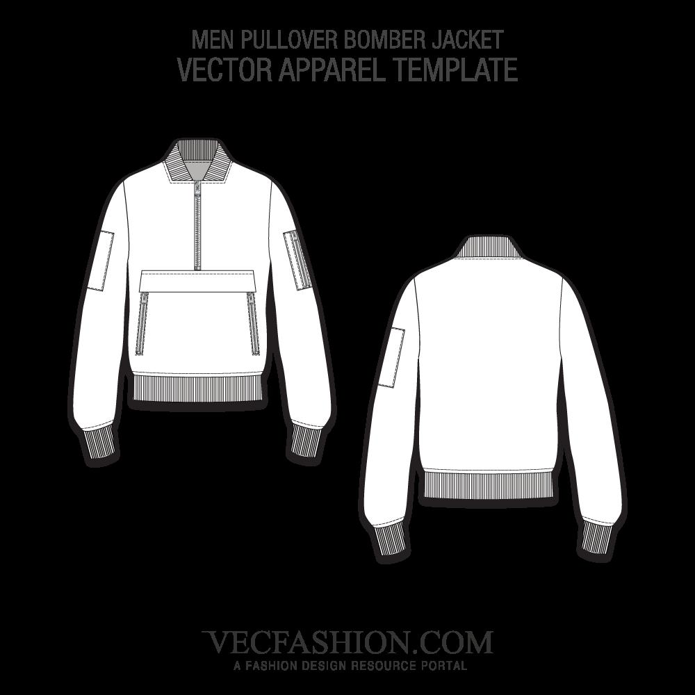 png freeuse stock Vector clothing bomber jacket. Coats jackets vecfashion men
