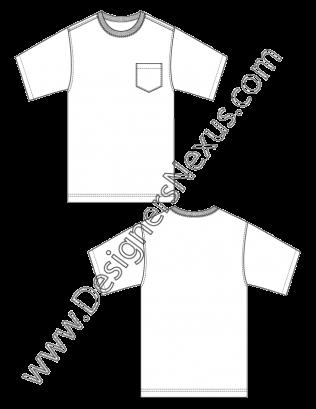 banner freeuse download Mens fashion flat v. Drawing shirts sketch