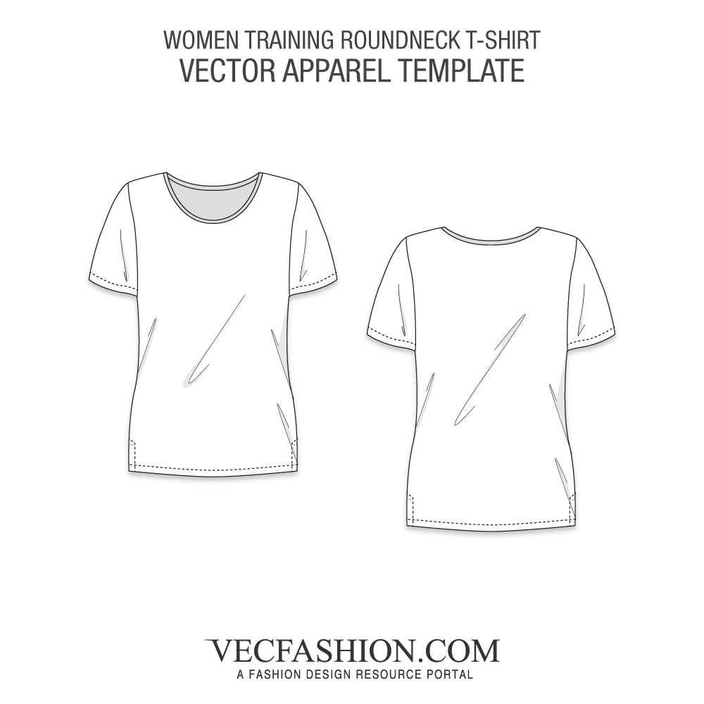 jpg library library Shirts t vecfashion women. Vector clothing plaid shirt