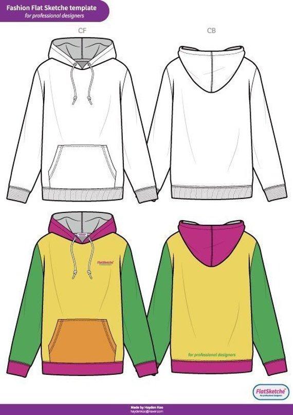 clip download Vector clothing flat. Cap fashion mockup design