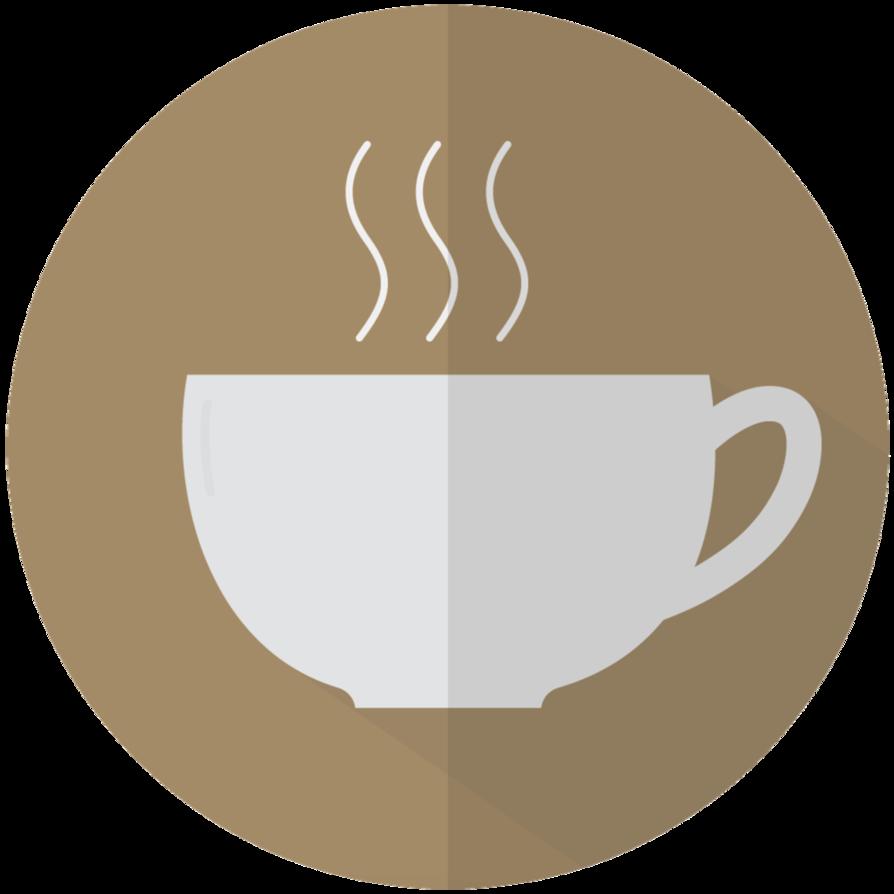 jpg freeuse stock Design by blenderednelb on. Vector coffee flat