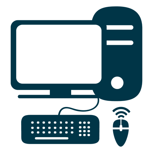 png free Flat icon png svg. Vector computer transparent