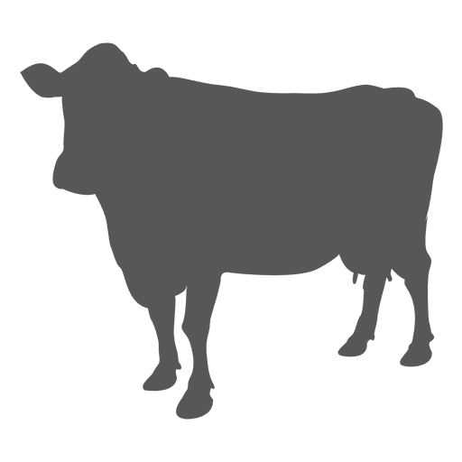 image library Cow flat icon