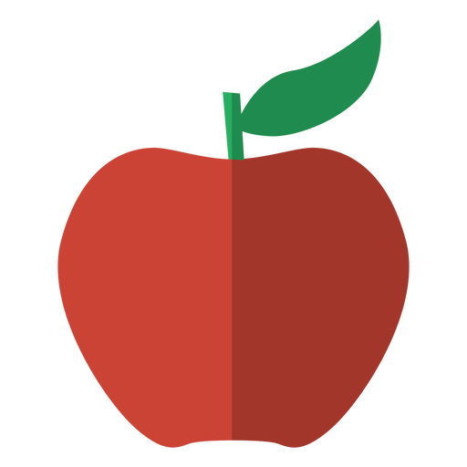picture transparent library Red apple icon fruit