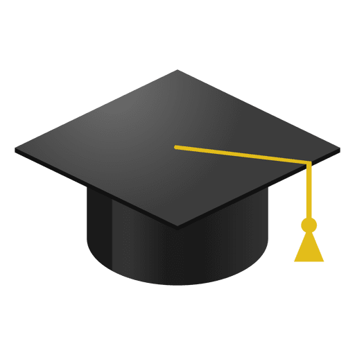 picture freeuse stock Graduation cap cartoon
