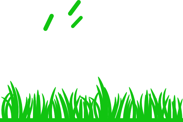 picture library library Green Grass Flat End Clip Art at Clker