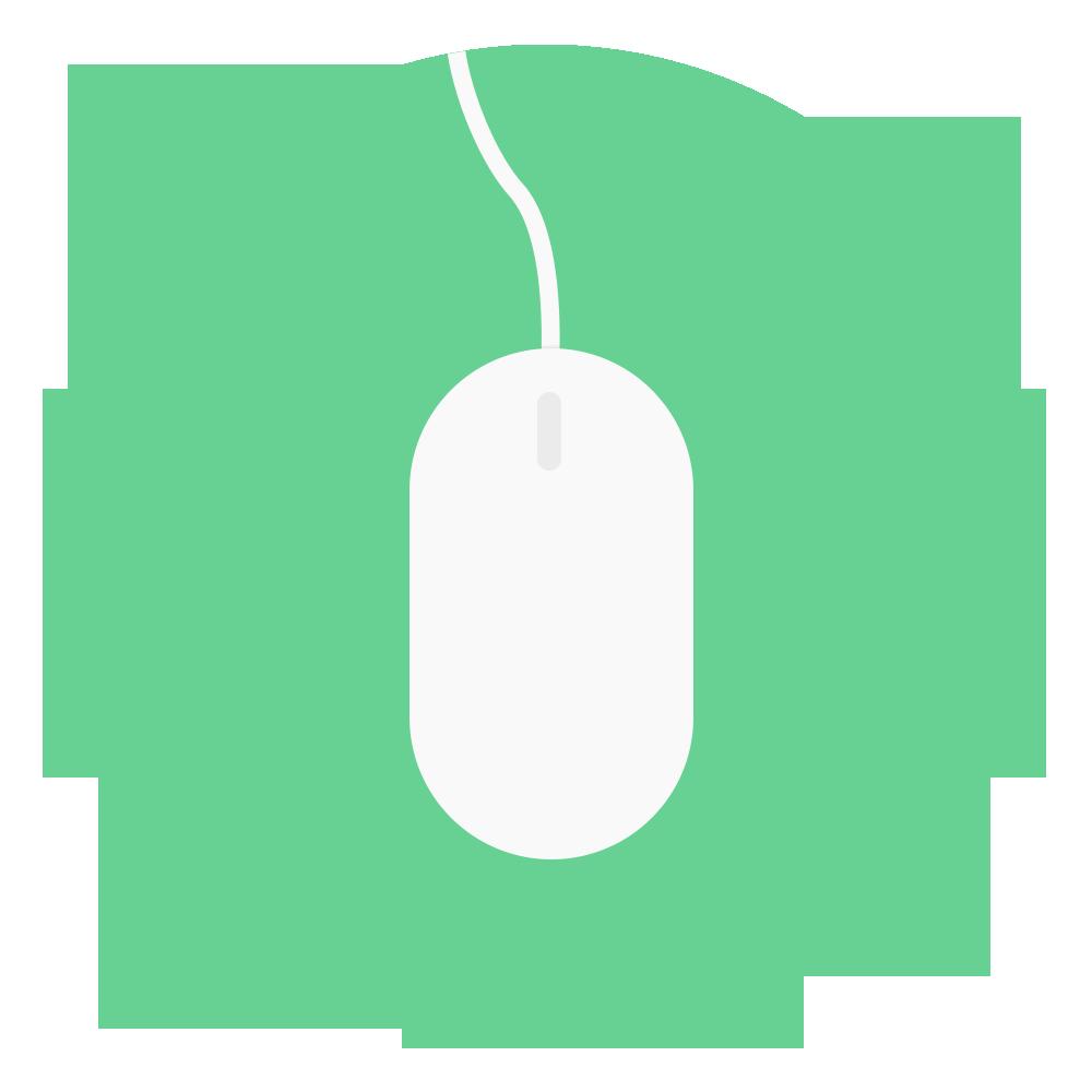 svg transparent Flat Designed Circle icon