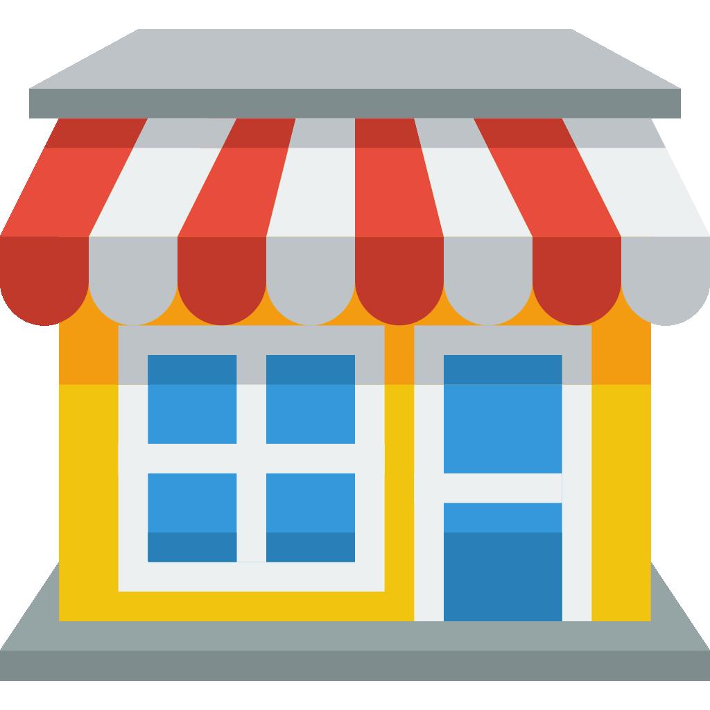 picture transparent Shop Icon
