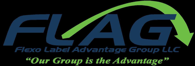 clip free stock Flexo transparent. Label advantage group a