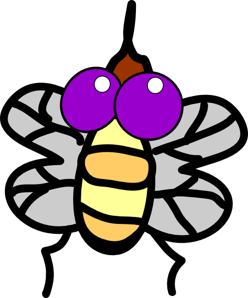 graphic transparent Cartoon free on dumielauxepices. Flies clipart