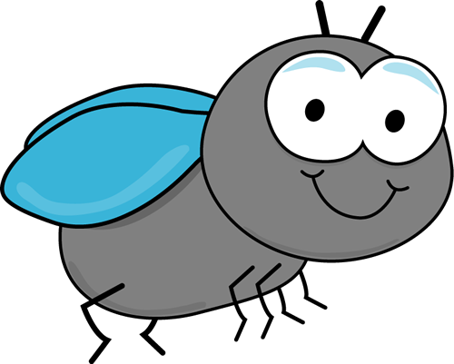 clip art free download Clipart fly. Cute .