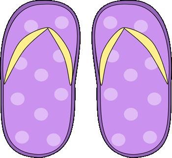 png library download Flip flop clipart. Clip art images purple
