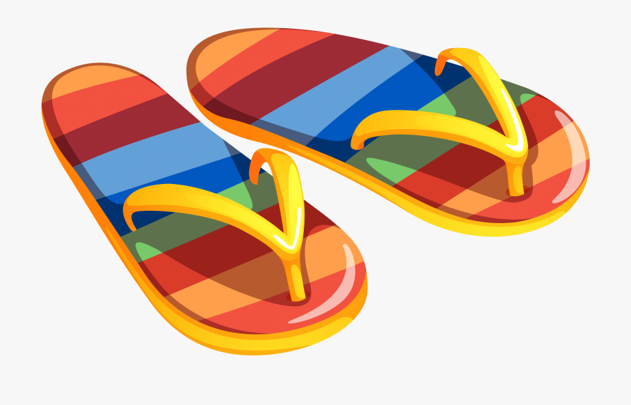 library Flip flop clipart. Flipflops no copyright flops