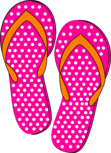 freeuse library Flops clip art at. Flip flop clipart.