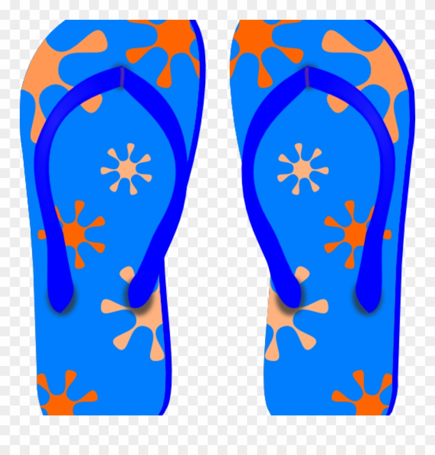 graphic freeuse library Slippers graphic freeuse download. Flip flop clipart