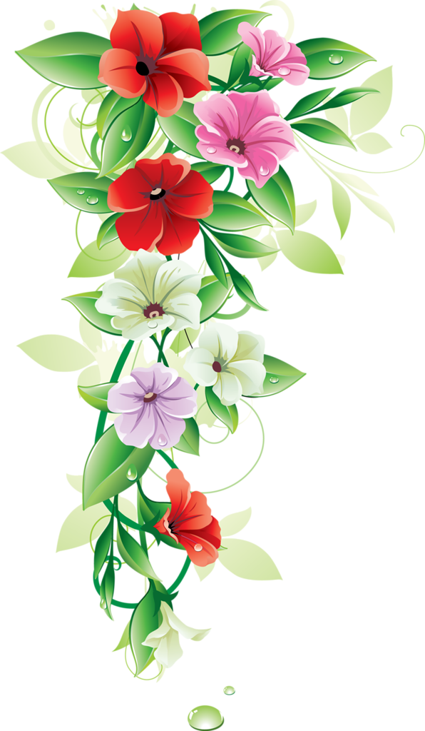 vector library library origami vector flower #114812543