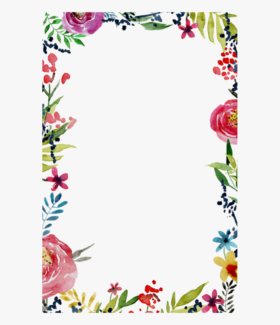 free download Floral borders clipart. New photos of flower