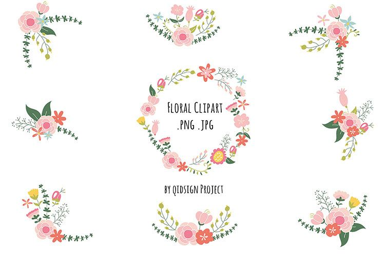 picture transparent stock Wedding invitation images vintage. Floral clipart.