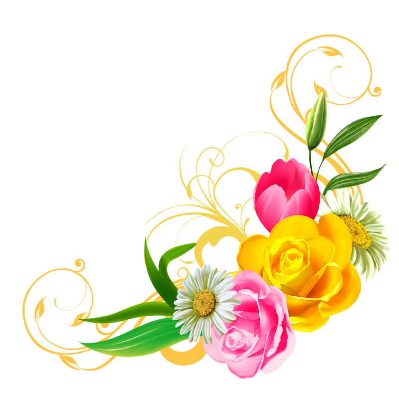 jpg freeuse stock Png danielbentley ideas mnmgirls. Floral clipart.