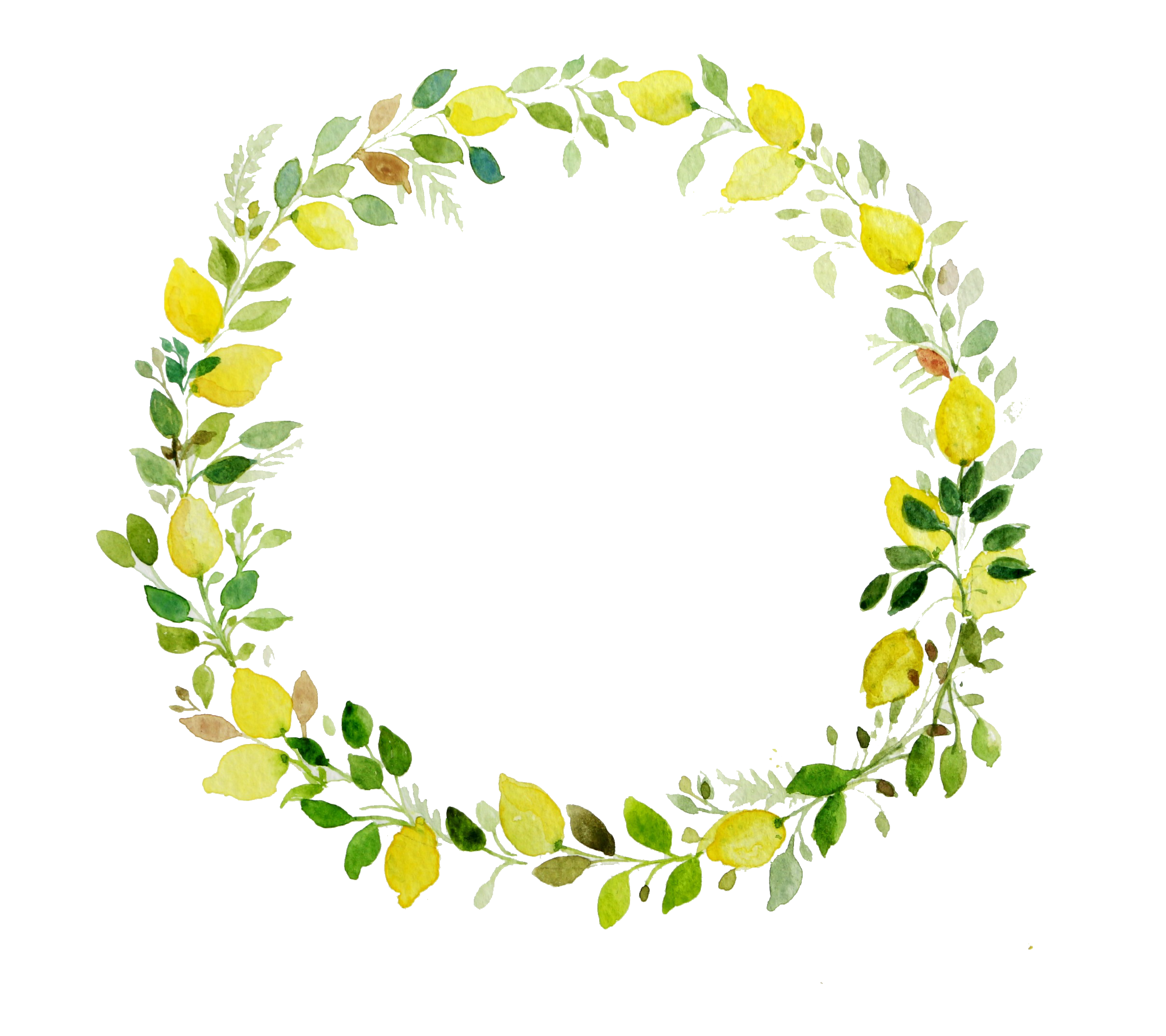 clip royalty free stock Lemon clipart watercolor. How to paint a.