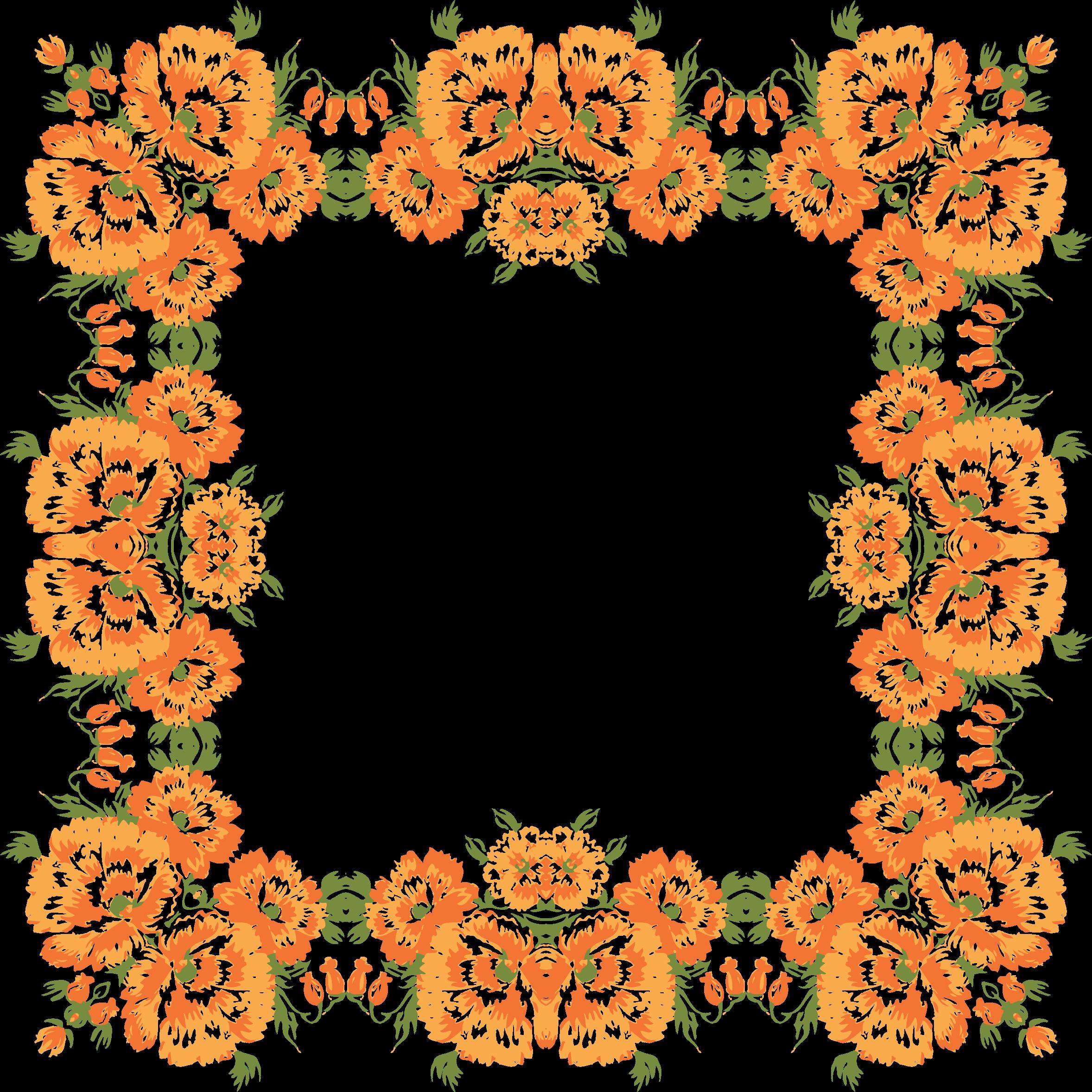 png transparent stock Wreath frame clipart. Floral big image png
