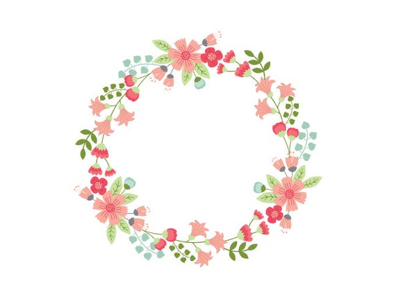 png black and white stock Digital vector flowers wedding. Floral wreath clipart