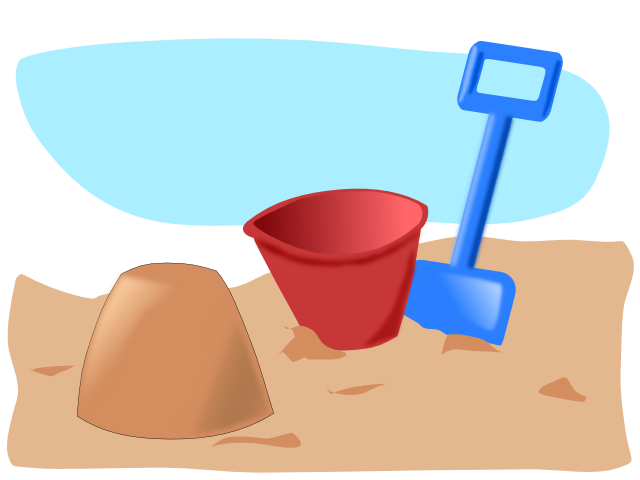 picture library Beach Vacation Clipart