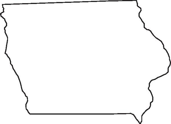 clip free Iowa Clip Art at Clker